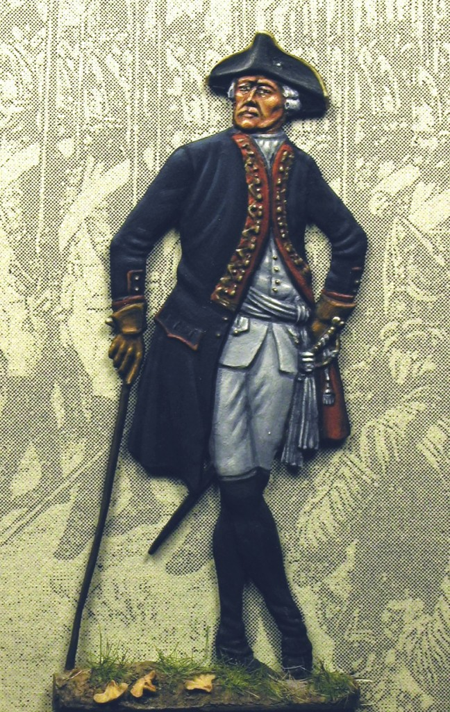 Randy Myers - Prussian Officer