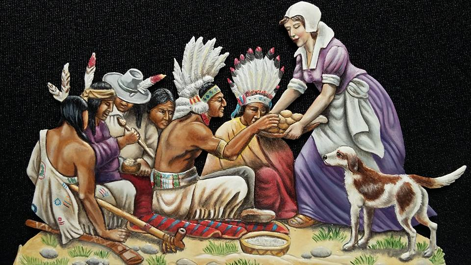 The first thanksgiving (2)