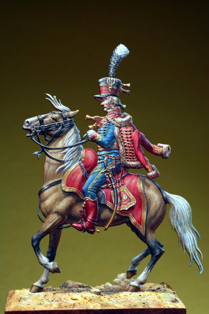 figure 11 7th Bis Hussars Egypt yellow mid